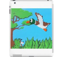 Duck Hunt Brown (Paint 'N' Beads) iPad Case/Skin