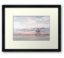 Distant Ocean Framed Print