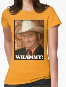 Champ Kind - Whammy! Womens Fitted T-Shirt