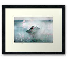 Drifting Fog Framed Print