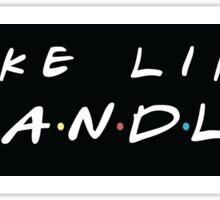 Joke like Chandler  Sticker