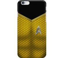 Star Trek Series - Captain Suit - Kirk iPhone Case/Skin