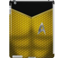 Star Trek Series - Captain Suit - Kirk iPad Case/Skin