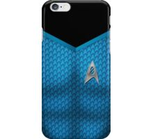 Star Trek Series - Scientist Suit - Spock iPhone Case/Skin