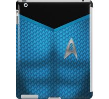 Star Trek Series - Scientist Suit - Spock iPad Case/Skin