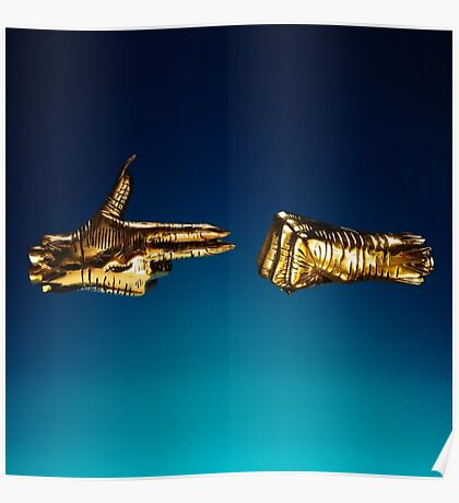 Run the Jewels 3 Poster