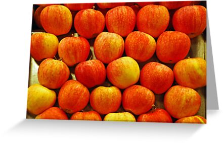 Apples by Arie Koene
