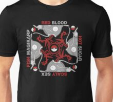 Blood Sugar Sex Magikarp - Black Unisex T-Shirt