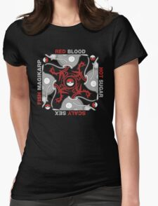 Blood Sugar Sex Magikarp - Black Womens Fitted T-Shirt