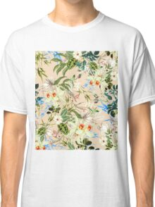 Flower wallpaper ll Classic T-Shirt
