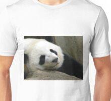 Relaxing panda Unisex T-Shirt