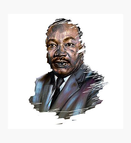 Martin Luther King Jr. Photographic Print
