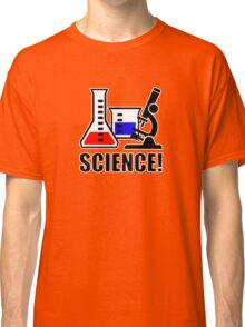 Excitement for Science! Classic T-Shirt
