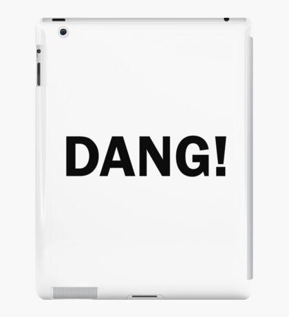 Dang Funny Cute iPad Case/Skin