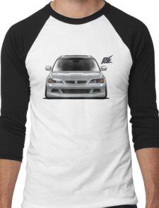 naquash design honda accord coupe v6 Men's Baseball ¾ T-Shirt