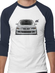naquash design honda accord coupe v6 Men's Baseball ¾ T-Shirt