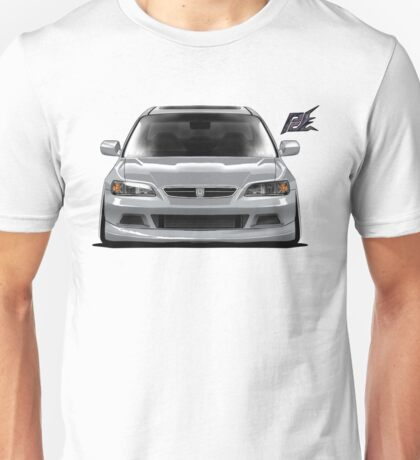 naquash design honda accord coupe v6 Unisex T-Shirt