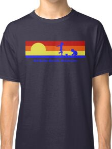 Bethany Beach Delaware Sunset Beach Vacation Souvenir Classic T-Shirt