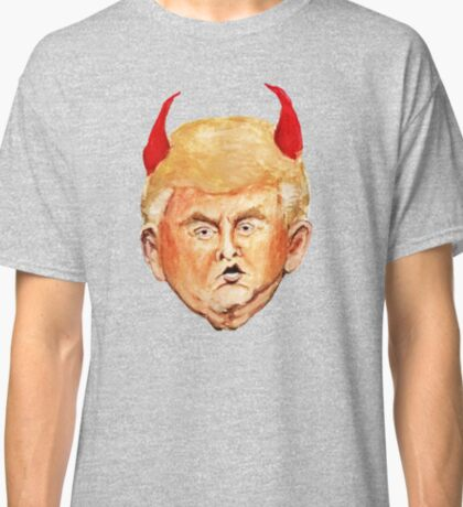 Devil Donald Classic T-Shirt