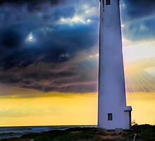 Barber's Point Lighthouse by randymir