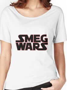 SMEG WARS [RED DWARF] Women's Relaxed Fit T-Shirt