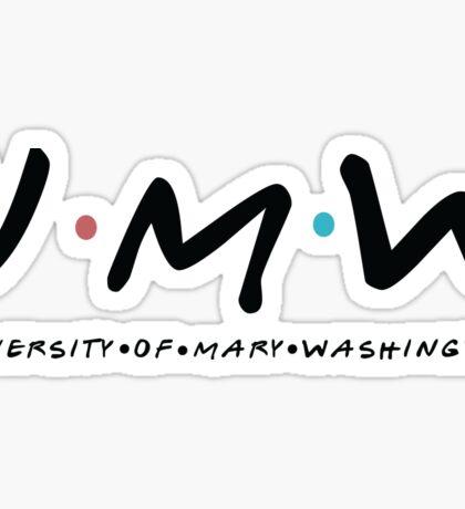 UMW Sticker