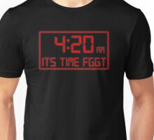 Its 4:20 Unisex T-Shirt