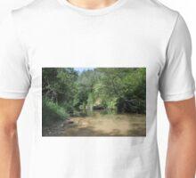 ter river Unisex T-Shirt