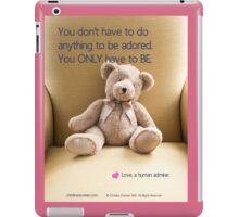 ADORED iPad Case/Skin