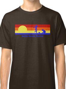 Butler Beach Florida Sunset Beach Vacation Souvenir Classic T-Shirt