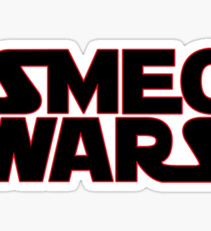 SMEG WARS Sticker