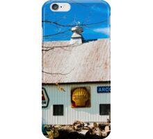 DECORATED BARN iPhone Case/Skin