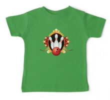 Bowling Baby Tee