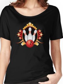 Bowling Women's Relaxed Fit T-Shirt
