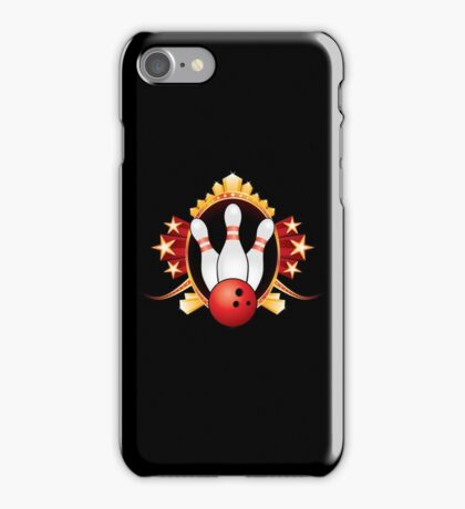 Bowling iPhone Case/Skin