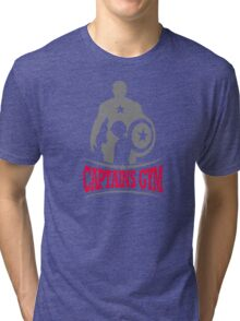 Captains Gym Tri-blend T-Shirt