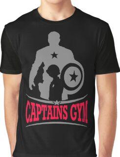 Captains Gym Graphic T-Shirt