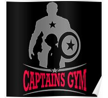 Captains Gym Poster