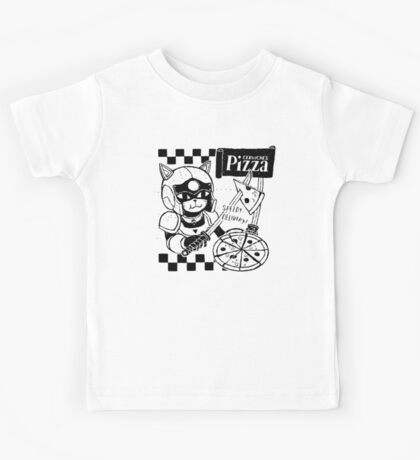 Cerviches Pizza Kids Tee