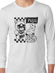 Cerviches Pizza Long Sleeve T-Shirt