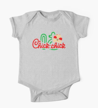 Chick Chick One Piece - Short Sleeve
