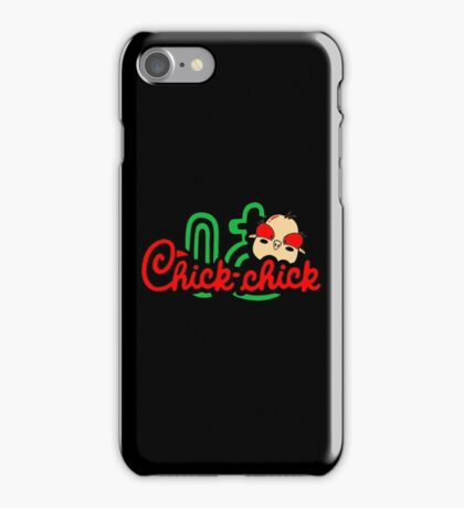 Chick Chick iPhone Case/Skin