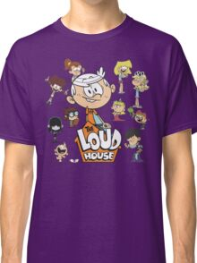 The Loud House - Family Classic T-Shirt