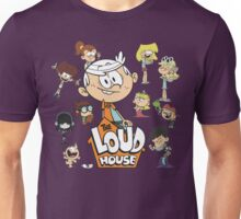 The Loud House - Family Unisex T-Shirt