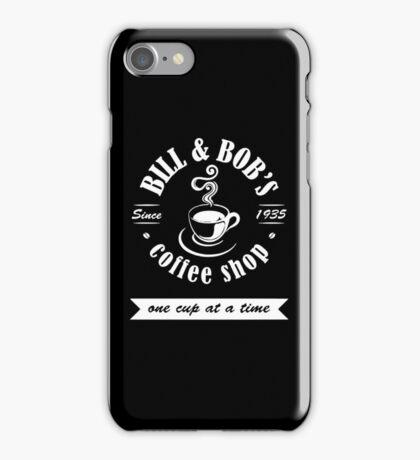 Coffee Shop iPhone Case/Skin