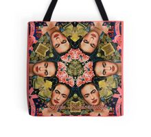 Frida Kahlo-idoscpe Tote Bag