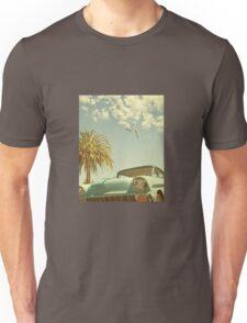 Having Fun, Wish You Were Here Unisex T-Shirt