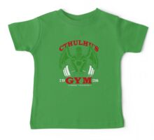 Cthulhus Gym Baby Tee