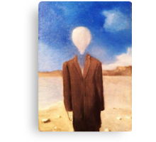 How Many Surrealists…?  Canvas Print