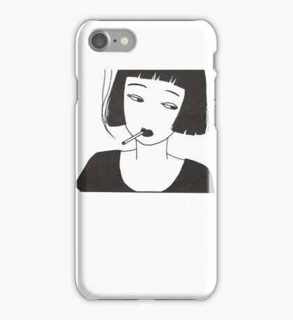 GO GOTH LADIEZ iPhone Case/Skin